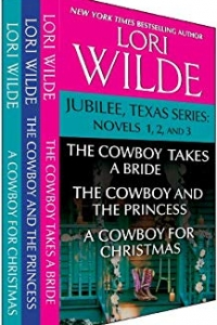 Jubilee, Texas Series Books 1-3