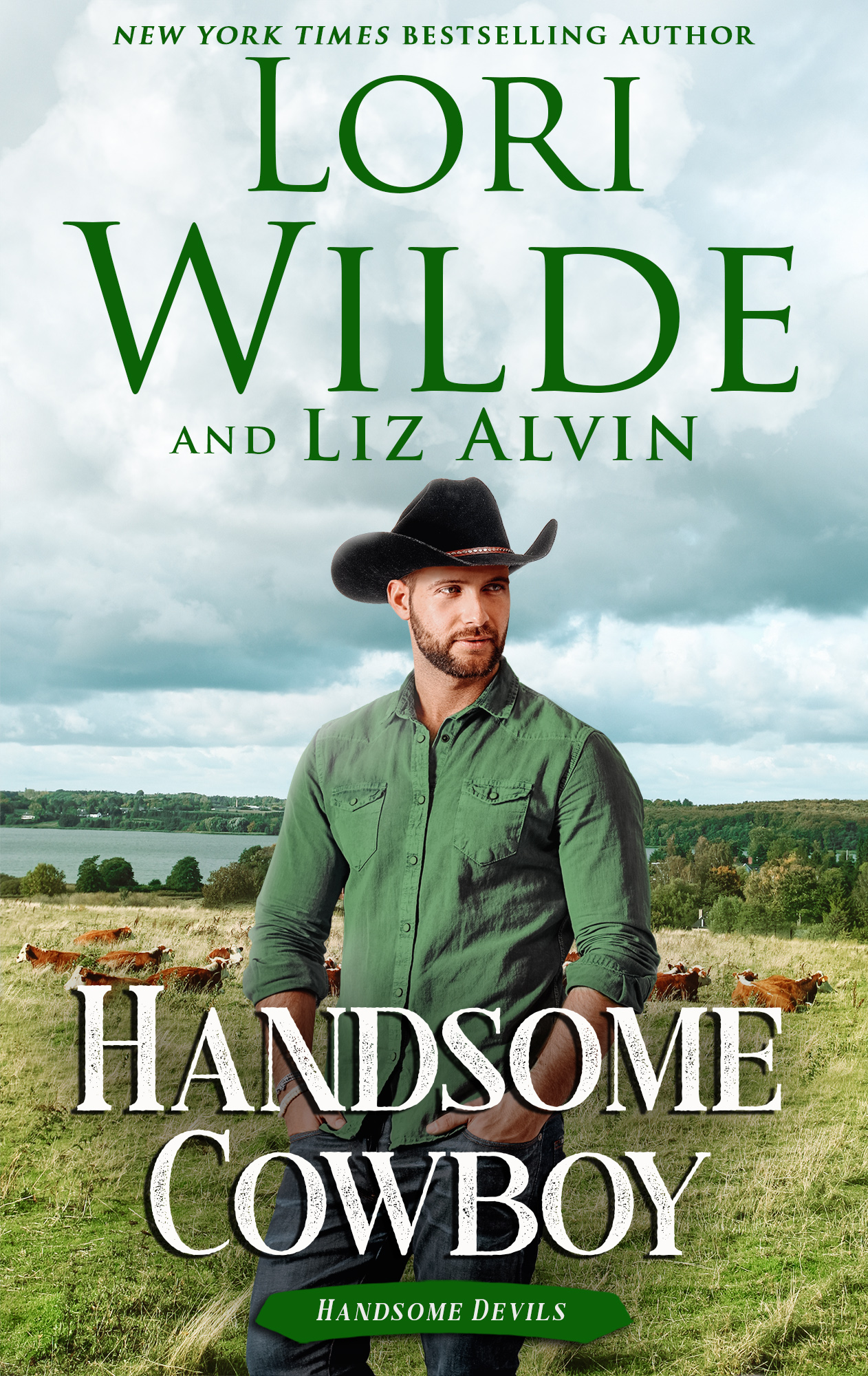 Handsome Cowboy final for Barnes and Noble